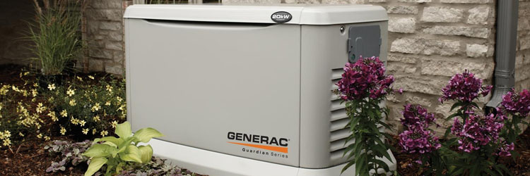 Whole home generators